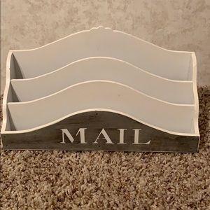Other - 3 slot mail holder